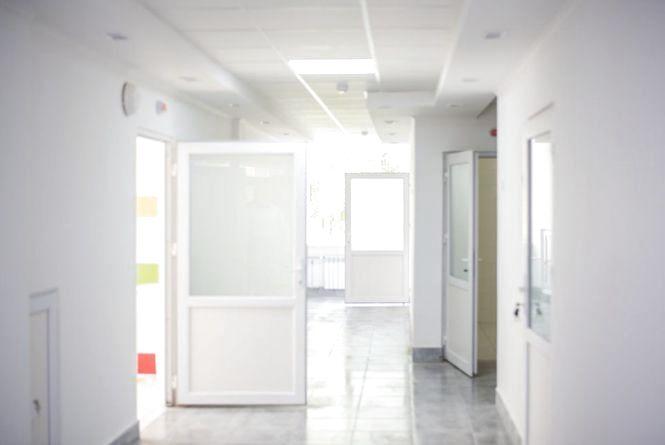 В онкогематологічному відділенні обласної дитячої лікарні завершили внутрішні ремонтні роботи