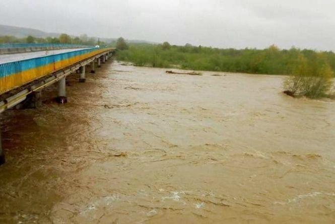 На Тернопільщині очікують підняття рівня води у річках