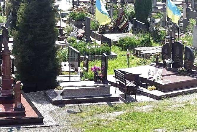 На Микулинецькому кладовищі побудують Каплицю, як частину Меморіалу «Алея Героїв»