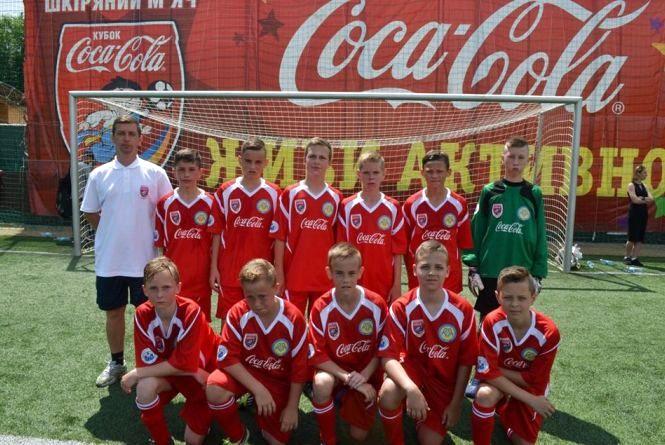 Тернополяни посіли друге місце у фіналі «Шкіряного м'яча»