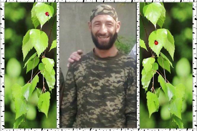 На Сході поранили бійця з Теребовлянщини. Небайдужі збирають кошти на підтримку його сім'ї
