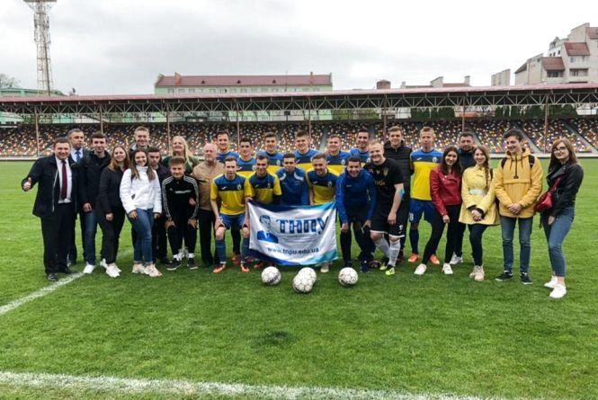 Тернополяни зіграють у фіналі студентського чемпіонату України з футболу