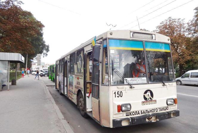 До автовокзалу незабаром можна буде доїхати тролейбусом