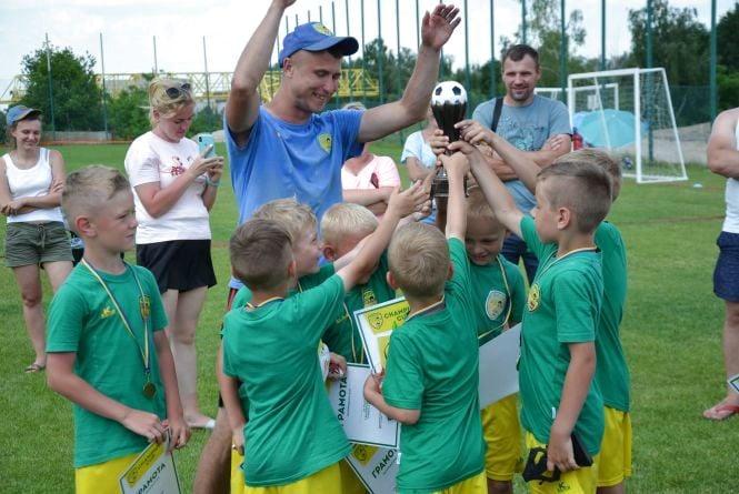 """Тернопільські """"Чемпіони"""" тріумфували на двох Всеукраїнських турнірах з футболу"""
