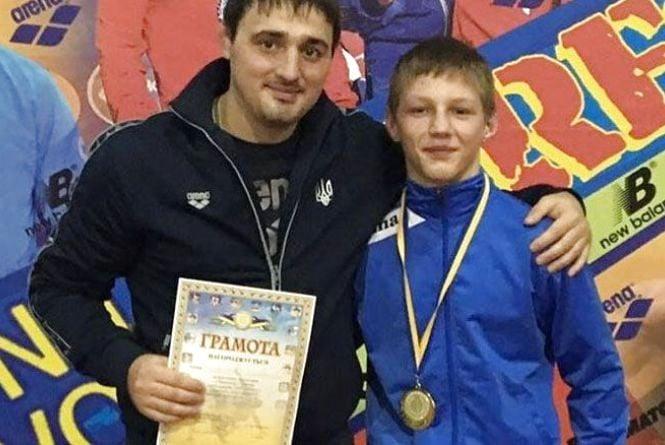 Тернопільський борець змагатиметься на чемпіонаті Європи