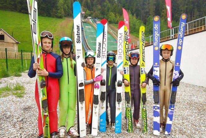 Тернополяни здобули шість медалей на Міжнародних змаганнях серед лижників