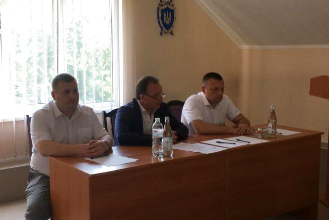 У прокуратурі Тернопільщини кадрові зміни