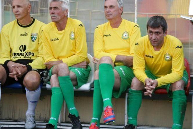У Великогаївській ОТГ відбудеться матч футбольних ветеранів «Ниви» та «Буковини»