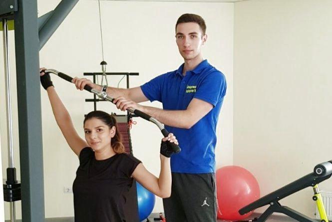Кінезітерапія – природний метод відновлення за допомогою руху!