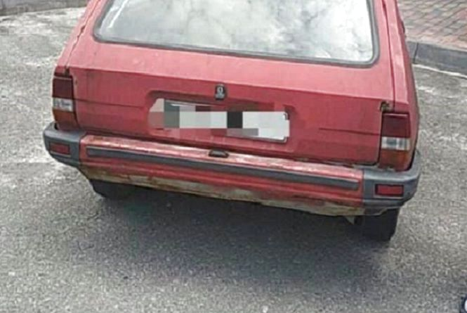Нарибалився: чоловік вирішив, що його машину від причалу у Тернополі вкрали