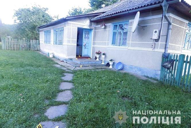 На Тернопільщині дідусь залишив напівсиротами трьох своїх онуків: найменшій дитині рік