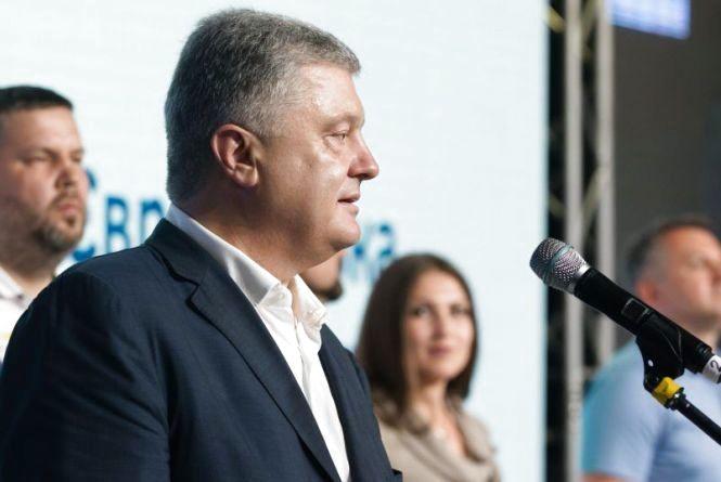 Петро Порошенко відвідає Тернопіль (прес-служби)