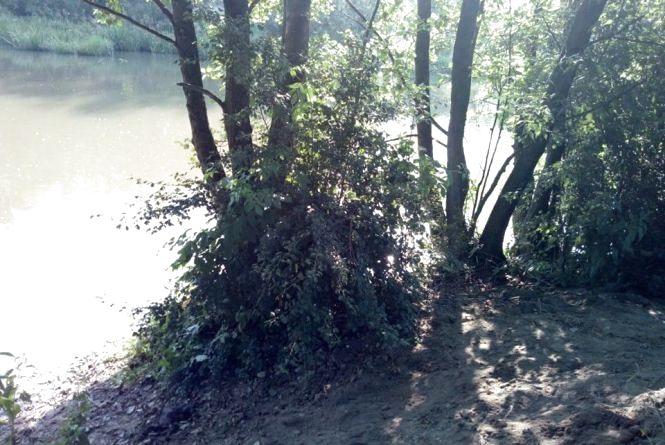 На Тернопільщині втопився 8-річний хлопчик