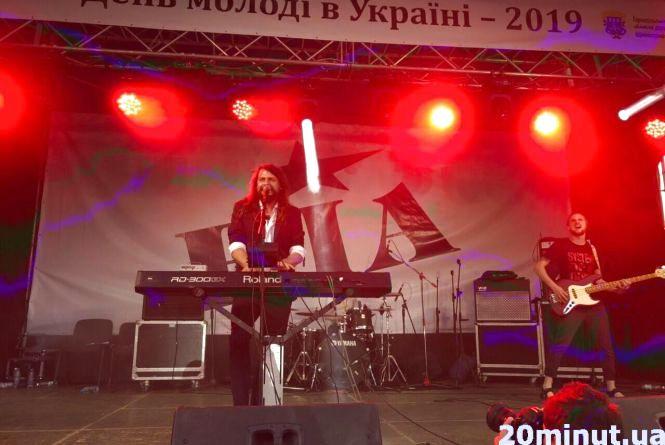 Відео дня: «ROCK-H» виступив на RIA fest