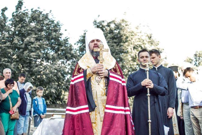 У Тернополі побудують храм Воскресіння Христового