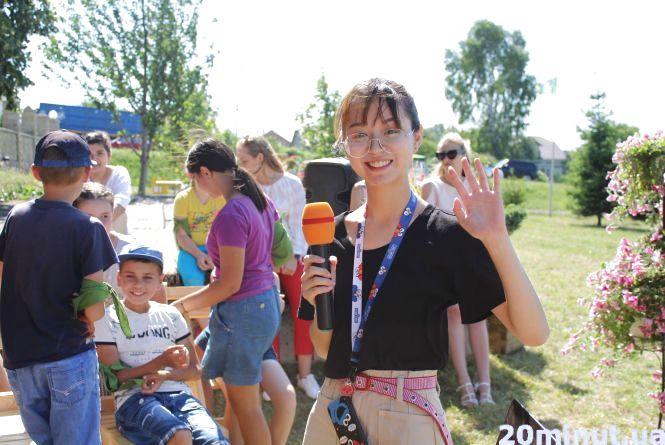 У селах біля Тернополя стартував безкоштовний мовний табір. Ще можна долучитись