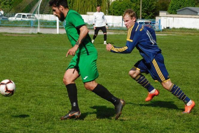 У чемпіонаті Тернопільщини з футболу завершили перший етап