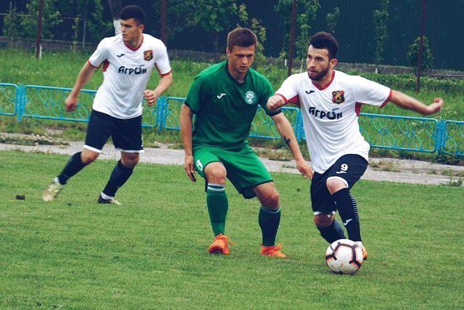 На Тернопільщині завершили перший етап футбольного чемпіонату