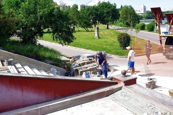 Що в Тернополі відремонтували за останній тиждень