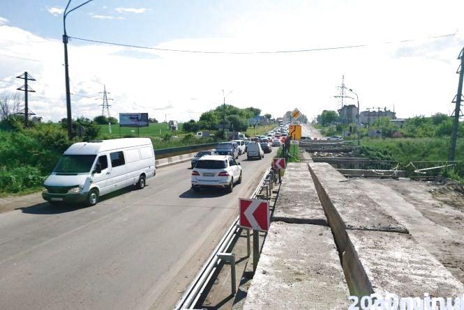 Петиція: про співфінансування ремонту Гаївського мосту просять у Кабміну. Треба 25 тис голосів