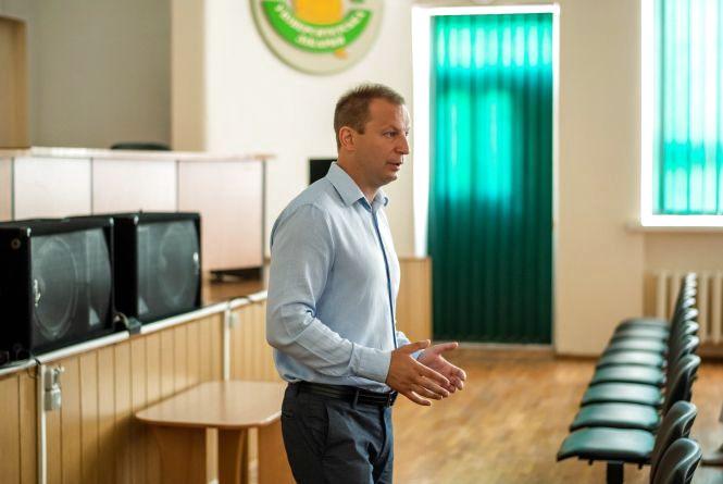 «Тернопіль має всі шанси стати сучасним осередком надання якісних медичних послуг», - Степан Барна (прес-служби)