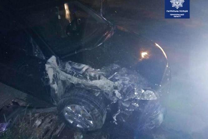 2, 44 проміле: вночі на Замонастирській трапилась аварія