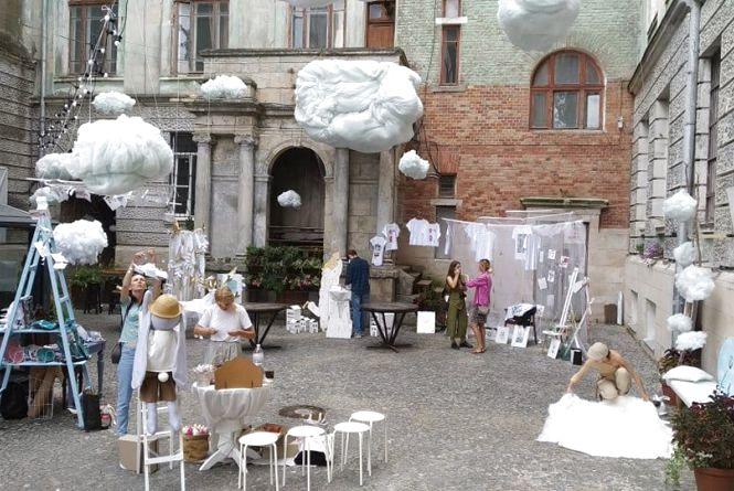 """""""Ідеї літають у повітрі"""": у Тернополі триває неймовірна арт-платформа"""