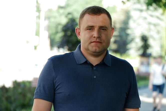 Іван Ковалик відкинув усі партії! (прес служби)