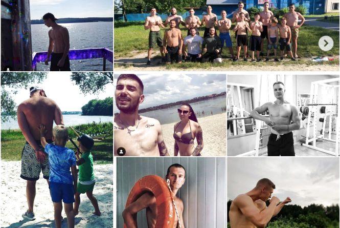 М'язи і кубики: ТОП-10 фото, які опублікували в Instagram тернопільські чоловіки (шукайте своє)