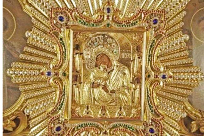 У Збаразькому районі з храму поцупили ікону