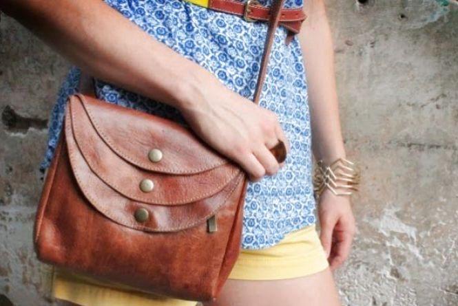 Тернополянин поцупив жіночу сумочку