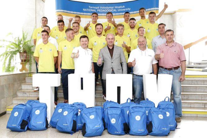 Студентська команда педуніверситету вирушає на чемпіонат Європи
