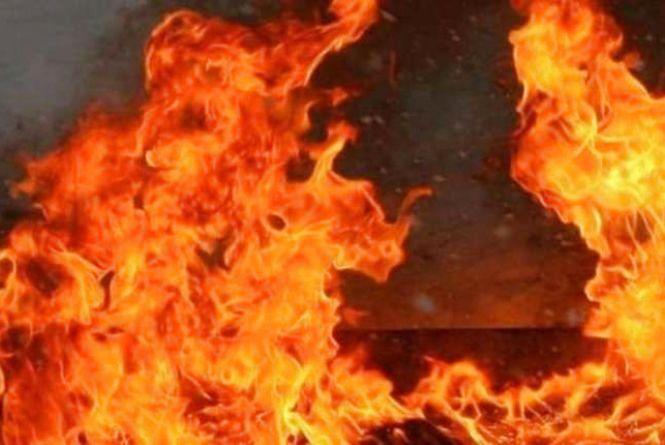 У Заліщицькому районі від вогню рятували сільськогосподарські культури