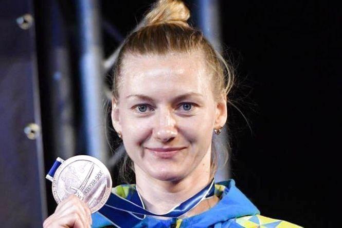 Тернопільська шпажистка посіла третє місце на чемпіонаті світу