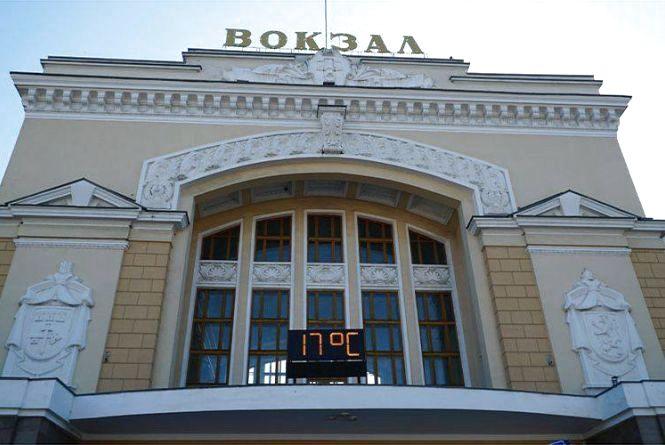 Повідомлення про замінування залізничного вокзалу в Тернополі виявилося фальшивим (оновлене)