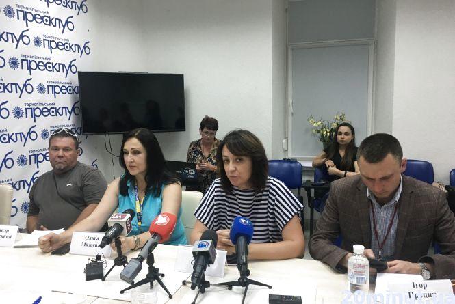 Уже понад 35% виборців проголосувало на Тернопільщині