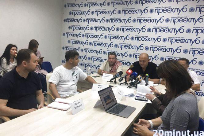 На Тернопільщині членів ДВК звинуватили  у підробці протоколів