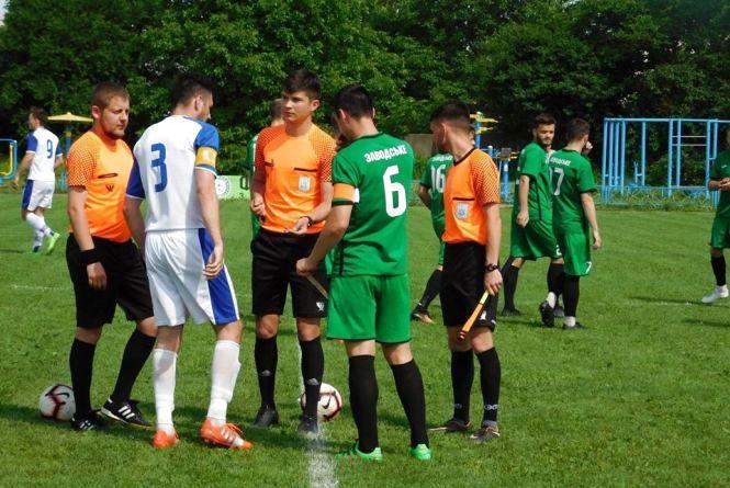У аматорській лізі з футболу візьмуть участь три команди з Тернопільщини