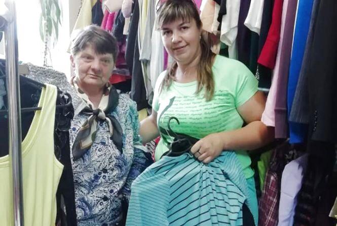 Соціальний магазин «Одежина» знову працює у Тернополі