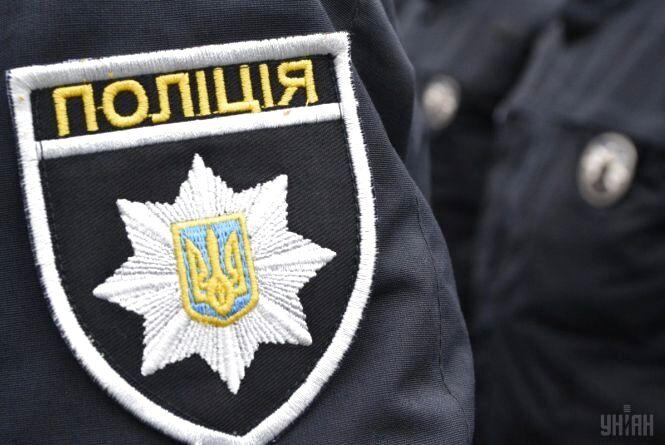 У Тернополі нетверезий молодик намагався втекти від патрульних на машині без одного колеса