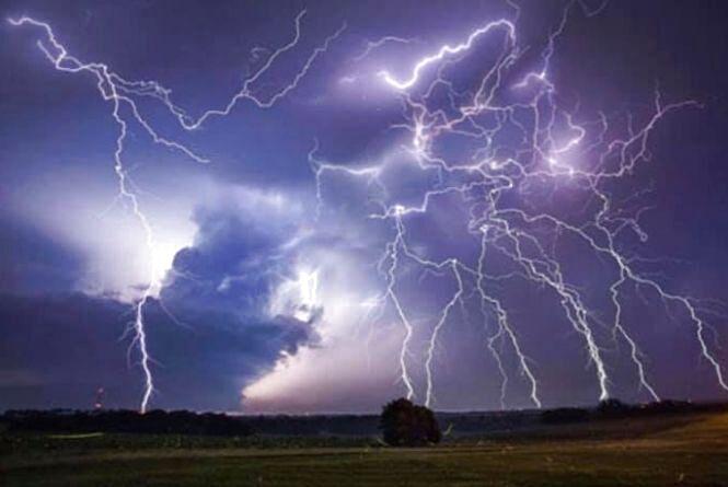 Погода на 14 серпня: град, гроза