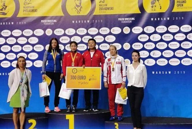 Магістрантка педуніверситету здобула нагороду Міжнародного турніру з вільної боротьби