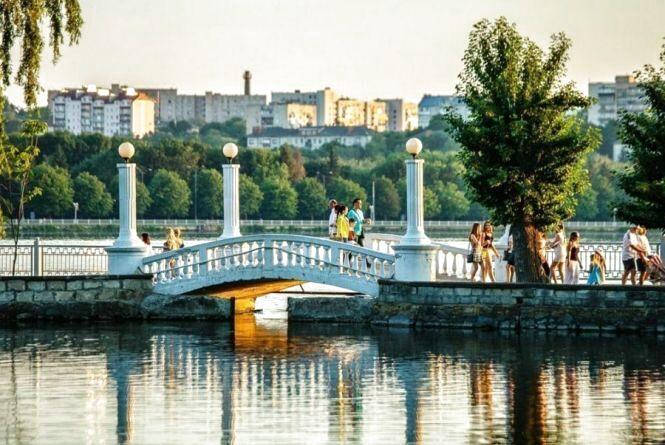 Тернопільське повітря назвали найчистішим в Україні