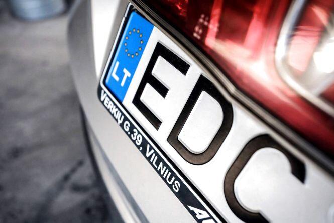 За нерозмитнене авто на єврономерах – штраф до 170 тис. гривень: кому доведеться платити