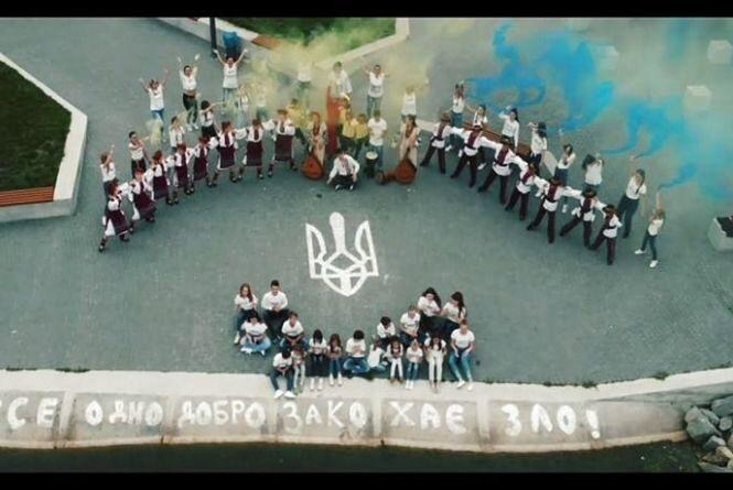 Відео дня: тернопільські школярі записали кліп, який набирає сотні переглядів