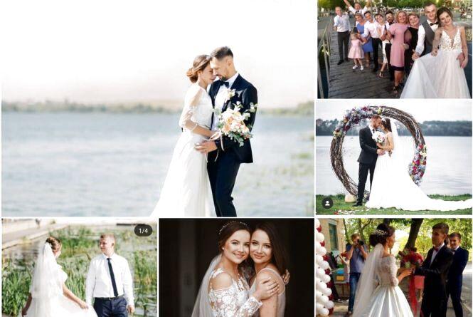 Ніжні та щасливі: ТОП-10 весільних фото, які тернополяни опублікували у Instagram