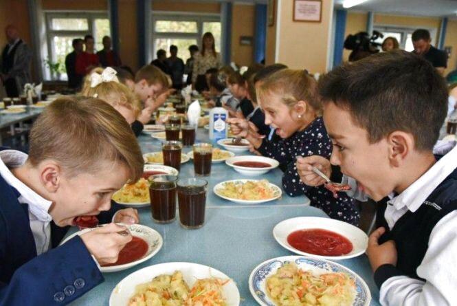 Чи влаштовує вас харчування дитини у школі? (опитування)