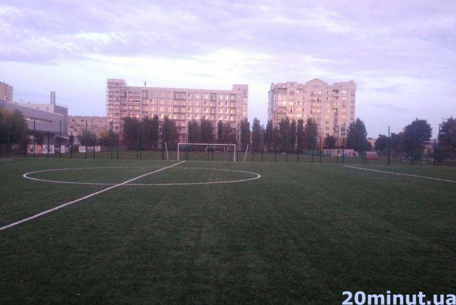 Нові футбольні поля та відремонтований спорткомплекс: на що чекати спортсменам у Тернополі
