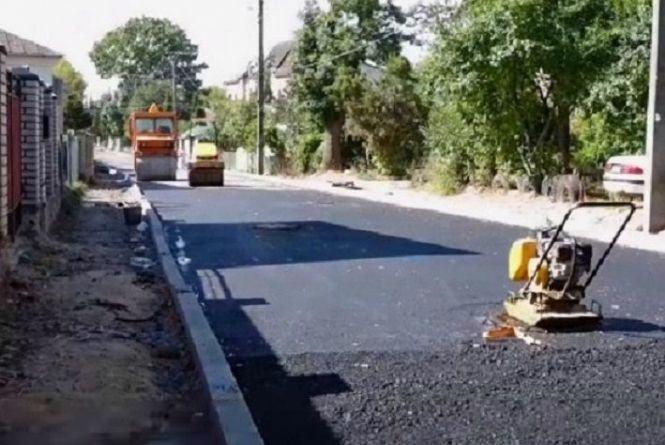 У Тернополі почали капітальний ремонт вулиці Достоєвського