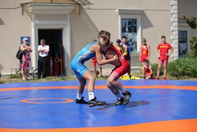 У Тернополі двома турнірами відзначать 50-річчя створення школи греко-римської боротьби